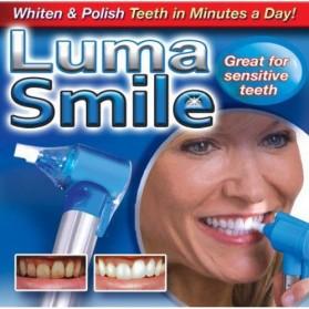 Luma Smile Alat Pemutih Gigi dan Pembersih Noda Gigi - Blue - 7
