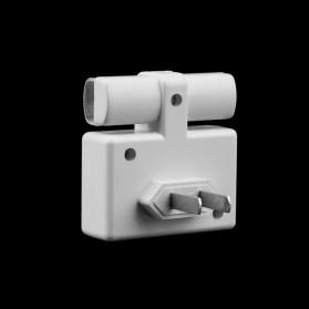 Chang Sheng Lampu Malam Otomatis Sensor Cahaya - CS-007 - White - 6