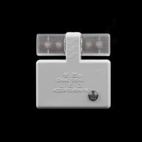Chang Sheng Lampu Malam Otomatis Sensor Cahaya - CS-007 - White - 7