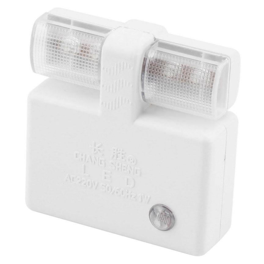 ... Lampu Malam Otomatis Sensor Cahaya - White - 1 ...