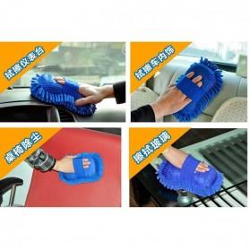 OTOHEROES Lap Microfiber Pembersih Kaca Mobil - TP266 - Mix Color - 9