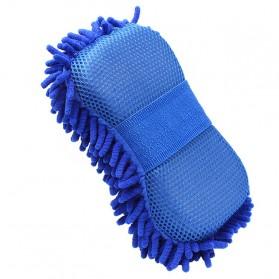 OTOHEROES Lap Microfiber Pembersih Kaca Mobil - TP266 - Blue - 4