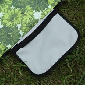 Karpet Piknik Alas Tidur Outdoor Waterproof 150 x 200cm - Blue - 6