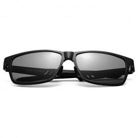Veithdia Kacamata UV Polarized - Black/Gray - 2