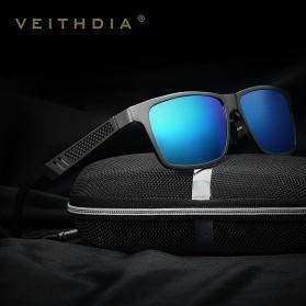 Veithdia Kacamata UV Polarized - Black/Gray - 4