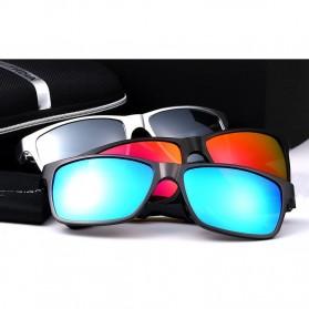 Veithdia Kacamata UV Polarized - Black/Gray - 5
