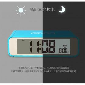 Jam Alarm Digital - White - 4
