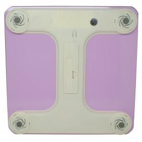 Taffware Digipounds Timbangan Badan Digital dengan Indikator Suhu - SC-09 - Pink - 2