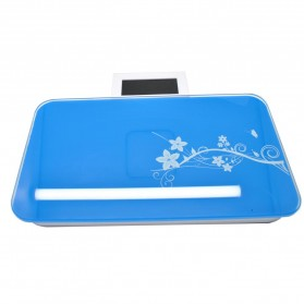 Timbangan Badan Mini Digital 180Kg - Taffware SC-03 - Blue - 2