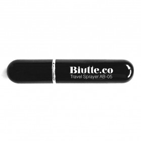 Biutte.co Botol Parfum Travel Size Refillable Atomizer Spray 5ml - AB-05 - Blue - 2