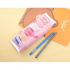 Kotak Pensil Cracker Cute - B103 - Pink