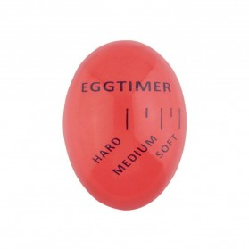 Timer Rebus Telur / Boiled Egg Timer - Red