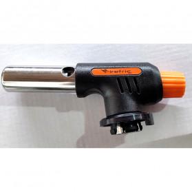 Firetric Flame Gun Portable Gas Torch - 807 - Black/Yellow - 2