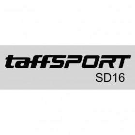 TaffSPORT Kantung Air Minum Sepeda Bike Water Bladder Hydration Backpack 2L - SD16 - Blue - 4