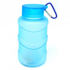 Botol Minum Mini Galon 450ml - Blue