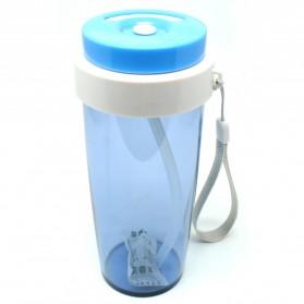 Botol Minum Cup Bottle - Navy Blue - 2