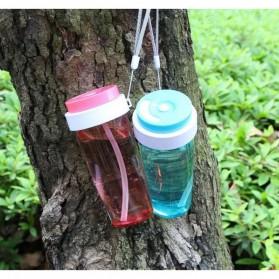 Botol Minum Cup Bottle - Navy Blue - 5