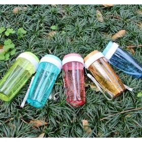 Botol Minum Cup Bottle - Navy Blue - 6