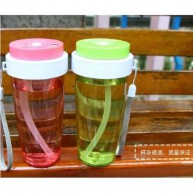 Botol Minum Cup Bottle - Navy Blue - 7