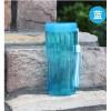 Botol Minum Fantasy Crystal Cup Unbreakable Bottle 320ml - Blue