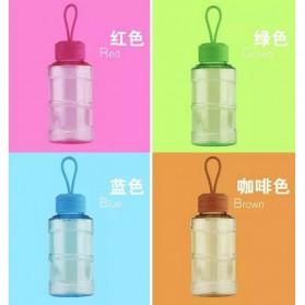 Botol Minum Gallon Handle Cup 500ml - Blue - 4