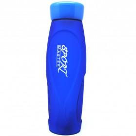 Botol Minum Sport Master Antidrop 550ml - Blue