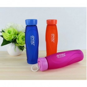 Botol Minum Sport Master Antidrop 550ml - Blue - 3