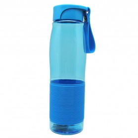 Botol Minum Olahraga Korean Version BPA Free 520ml - Blue