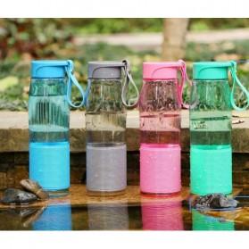 Botol Minum Olahraga Korean Version BPA Free 520ml - Blue - 2