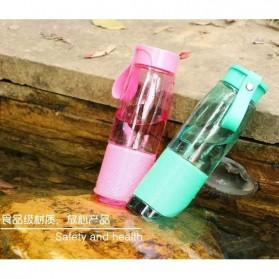 Botol Minum Olahraga Korean Version BPA Free 520ml - Blue - 3
