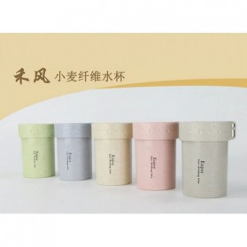 Botol Minum Enjoy Your Drinking BPA Free Unbreakable Bottle 250ml - Pink - 3
