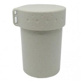 Botol Minum Enjoy Your Drinking BPA Free Unbreakable Bottle 250ml - Gray