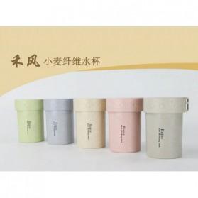 Botol Minum Enjoy Your Drinking BPA Free Unbreakable Bottle 250ml - Coffee - 3