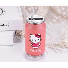Botol Minum Termos Insulated Mug 500ml / Thermos - Pink