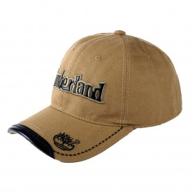 Timberland Topi Baseball Snapback Sport Fashion - TP143 - Brown