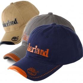 Timberland Topi Baseball Snapback Sport Fashion - TP143 - Blue - 2