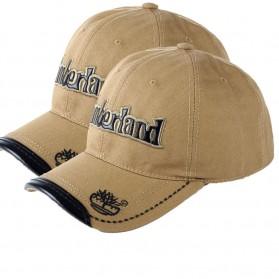 Timberland Topi Baseball Snapback Sport Fashion - TP143 - Blue - 3