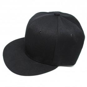 Topi Snapback Sport Fashion - Black - 2