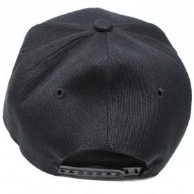 Topi Snapback Sport Fashion - Black - 3