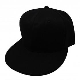 Topi Snapback Sport Fashion - Black - 4
