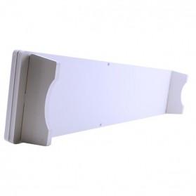 RAINBEAM Meja Mini Multifungsi Eco-Friendly - ZH-1130 - White - 4