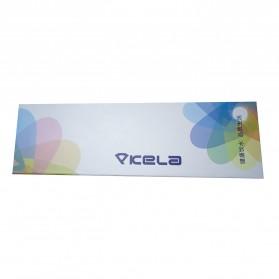 QKELLA Botol Minum Thermos Stainless Steel 450ml - QBW-001 - Silver - 8