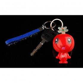 Alarm Perlindungan Diri Gantungan Kunci 120dB - Red - 3