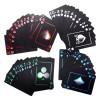 Board Game - Benniu Poker Kartu Remi Plastik Waterproof - Black