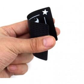 Benniu Poker Kartu Remi Plastik Waterproof - Black - 3