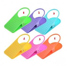 Clip Holder Gelas Botol Minum - Multi-Color - 2