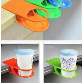 Clip Holder Gelas Botol Minum - Multi-Color - 6