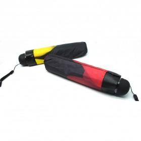 Payung Motif Bunga 3D - Yellow - 5