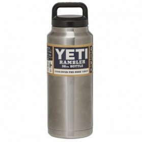 Yeti Rambler Thermos Stainless Steel 1080ml - Silver
