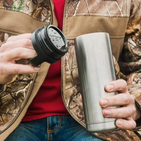 Yeti Rambler Thermos Stainless Steel 1080ml - 304 - Silver - 4
